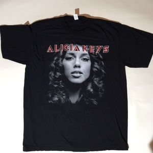 Other - 2008 Alicia Keyes Tour T-Shirt